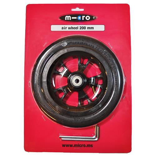 [스쿠터 구매자 전용상품]마이크로 에어 바퀴 200mm