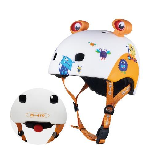 헬멧 디럭스 V3 3D 몬스터