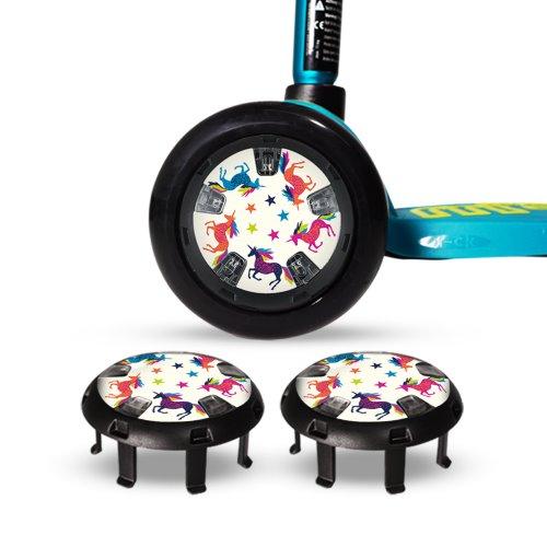 휘저 LED 바퀴캡 유니콘